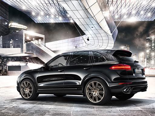 Unser exklusives Leasingangebot für gewerbliche Kunden: Der Cayenne S Diesel Platinum Edition.