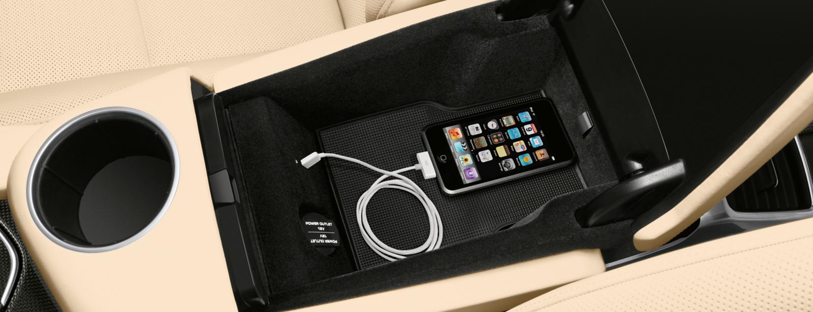 iPod/USB Schnittschnelle