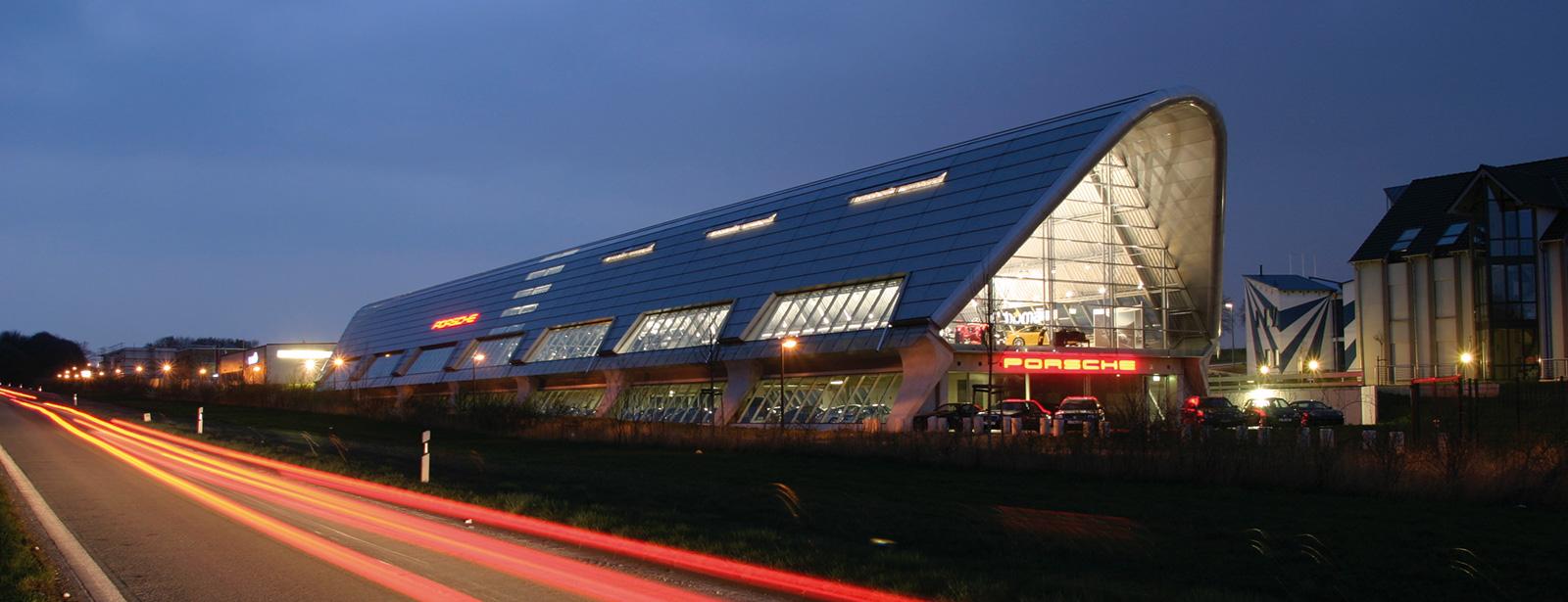 Porsche Centre Dortmund