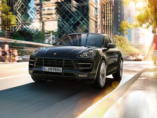 The Porsche Macan. Life, intensified.